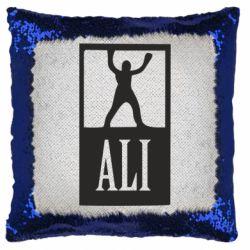 Подушка-хамелеон Ali