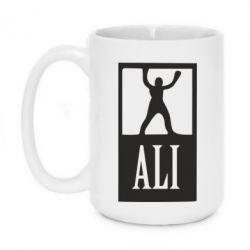Кружка 420ml Ali - FatLine