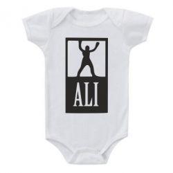 Детский бодик Ali - FatLine