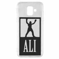 Чохол для Samsung A6 2018 Ali
