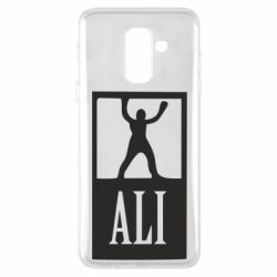 Чохол для Samsung A6+ 2018 Ali