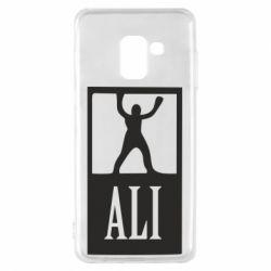 Чохол для Samsung A8 2018 Ali