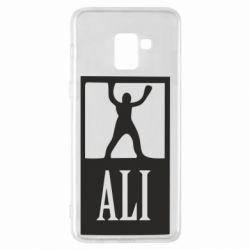 Чохол для Samsung A8+ 2018 Ali