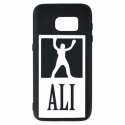 Чехол для Samsung S7 Ali - FatLine