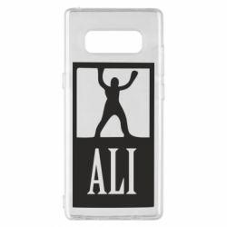 Чохол для Samsung Note 8 Ali