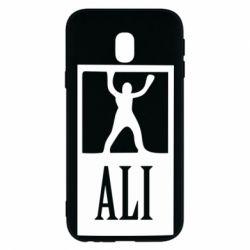 Чехол для Samsung J3 2017 Ali - FatLine