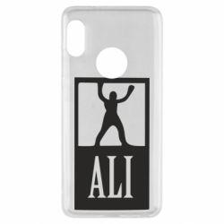 Чохол для Xiaomi Redmi Note 5 Ali