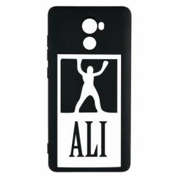 Чохол для Xiaomi Redmi 4 Ali