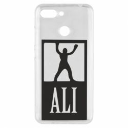 Чехол для Xiaomi Redmi 6 Ali - FatLine