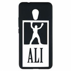 Чехол для Meizu M5s Ali - FatLine