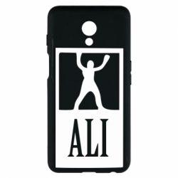 Чехол для Meizu M6s Ali - FatLine