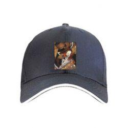 Кепка Alice fox in top hat