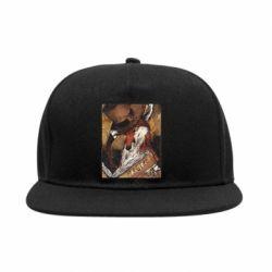 Снепбек Alice fox in top hat