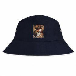 Панама Alice fox in top hat