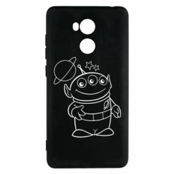 Чехол для Xiaomi Redmi 4 Pro/Prime Alien and planet