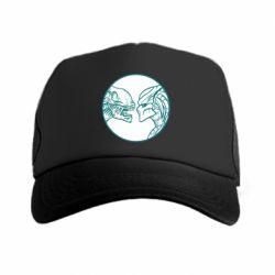 Кепка-тракер Alien and Predator