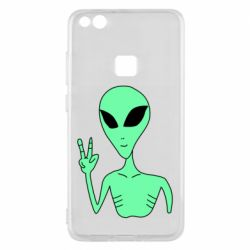 Чехол для Samsung Note 8 Alien and two fingers