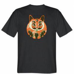 Мужская футболка Alien Cat