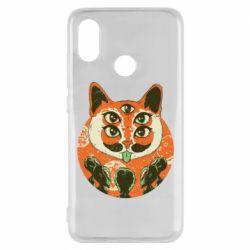 Чехол для Xiaomi Mi8 Alien Cat