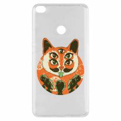 Чехол для Xiaomi Mi Max 2 Alien Cat