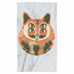 Полотенце Alien Cat