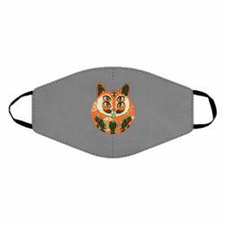Маска для лица Alien Cat
