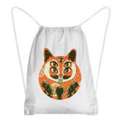 Рюкзак-мешок Alien Cat