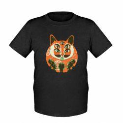 Детская футболка Alien Cat