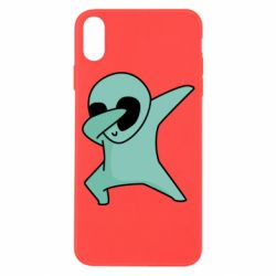 Чохол для iPhone X/Xs Alien dab
