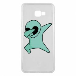 Чохол для Samsung J4 Plus 2018 Alien dab