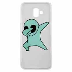 Чохол для Samsung J6 Plus 2018 Alien dab