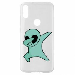 Чохол для Xiaomi Mi Play Alien dab