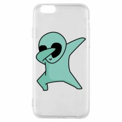 Чохол для iPhone 6/6S Alien dab