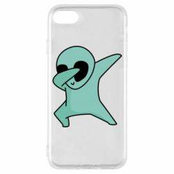 Чохол для iPhone 7 Alien dab