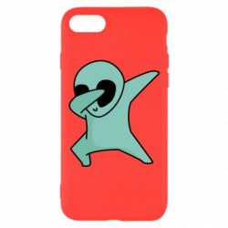 Чохол для iPhone 8 Alien dab