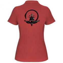 Женская футболка поло Alien Yoga - FatLine