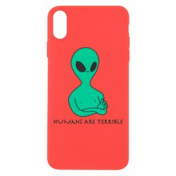 Чехол для iPhone Xs Max Aliens 1