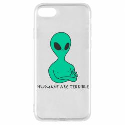 Чехол для iPhone 7 Aliens 1