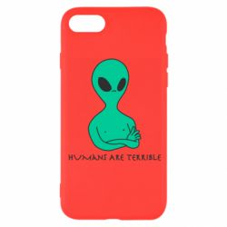 Чехол для iPhone 8 Aliens 1