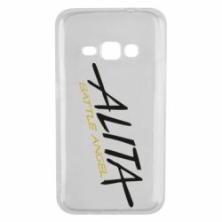 Чохол для Samsung J1 2016 Alita battle angel logo