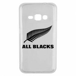 Чехол для Samsung J1 2016 All Blacks