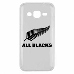 Чехол для Samsung J2 2015 All Blacks