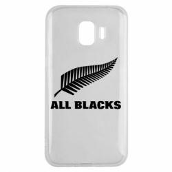 Чехол для Samsung J2 2018 All Blacks
