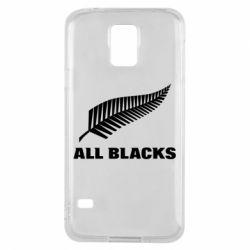 Чехол для Samsung S5 All Blacks