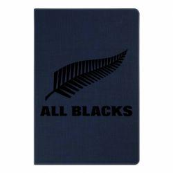 Блокнот А5 All Blacks