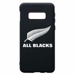 Чехол для Samsung S10e All Blacks