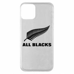 Чехол для iPhone 11 All Blacks