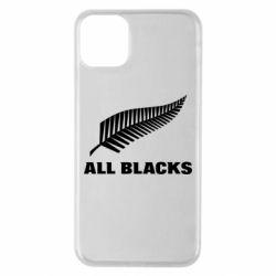Чехол для iPhone 11 Pro Max All Blacks