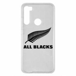 Чехол для Xiaomi Redmi Note 8 All Blacks
