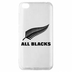 Чехол для Xiaomi Redmi Go All Blacks